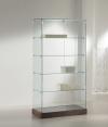 Vetrina S.P. | Vetrina in cristallo h 180 cm