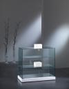 Vetrina S.P. | Tempered glass showcase