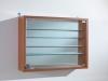 Vetrina S.P. | Vetrina da parete in cristallo