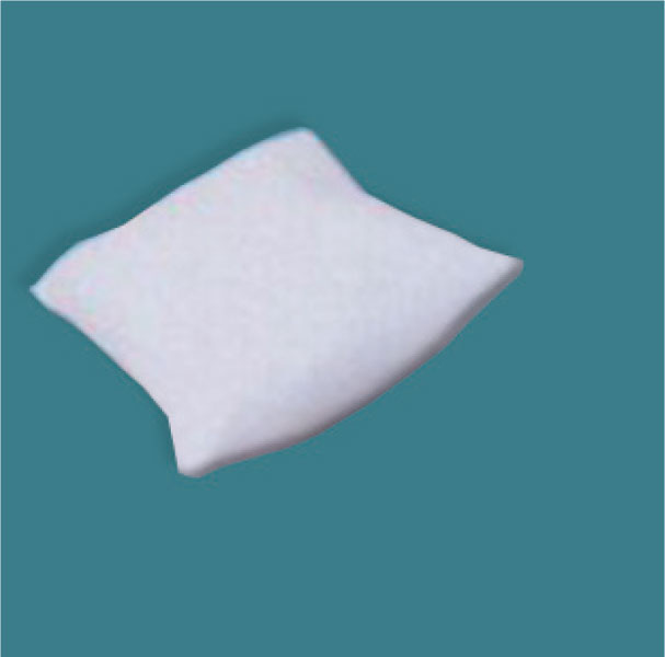 Leatherette pillow display