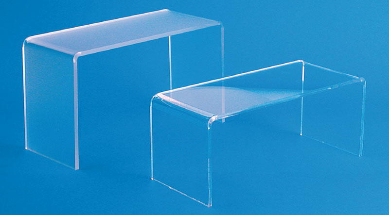 Plexiglass display riser - thickness 5mm