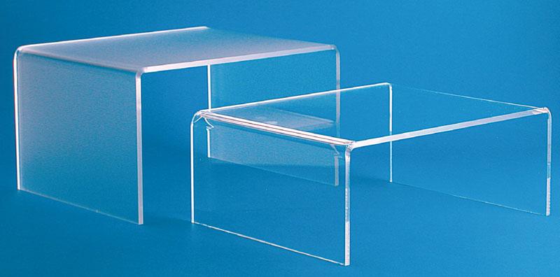 Plexiglass display riser - thickness 5mm