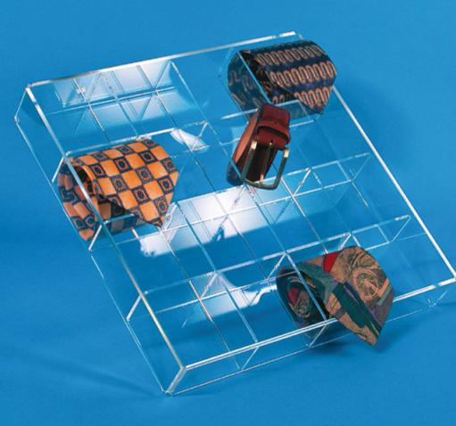 All-purpose plexiglass display case