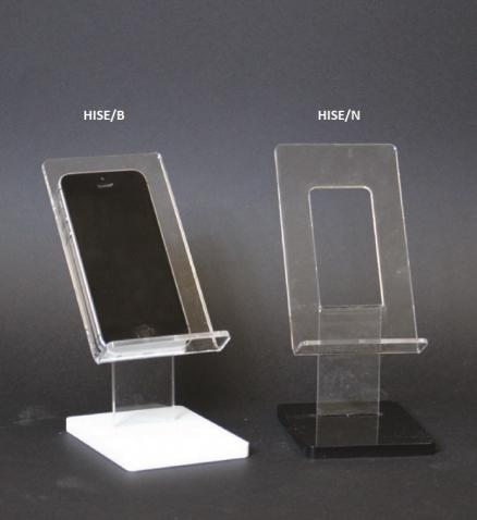 Espositore per smartphone