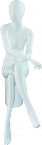 Carolyne/eh - faceless female mannequin