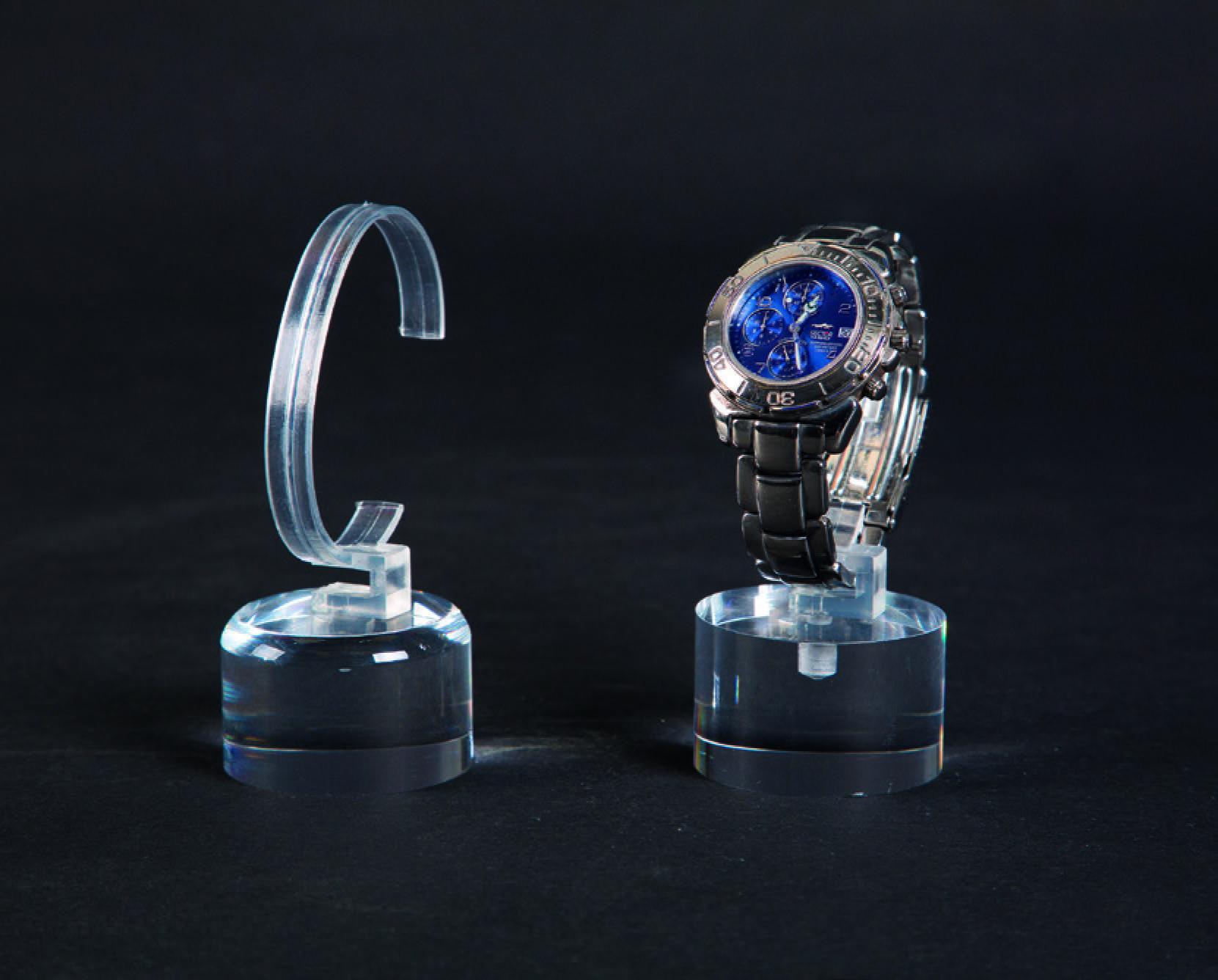 Espositori per orologi