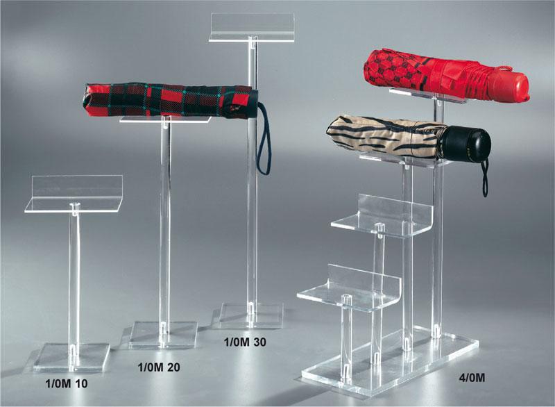 Umbrella displays