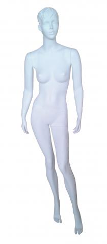 Annie/mh - moulded head female mannequin