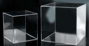 Cubi plex trasparente spessore 5 mm