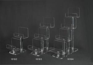 Espositore multiplo per portafogli, borsette/clutch