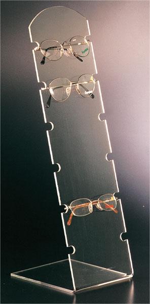 Espositore per occhiali 6 posti