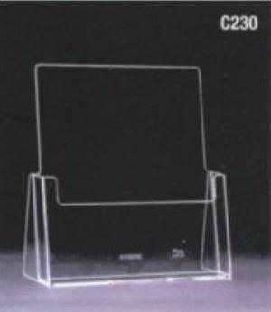 A4 leaflet dispenser