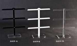 Multiple bar earring stand