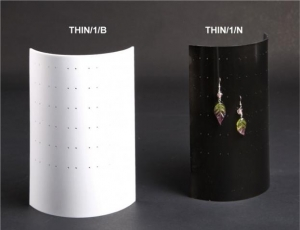 Plexiglass multi earring stand