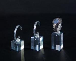Porta orologi quadrati set 3 pezzi