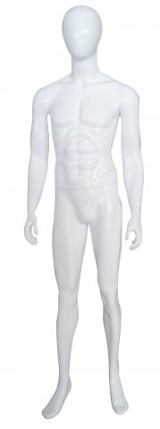 Rudy/eh - faceless male mannequin