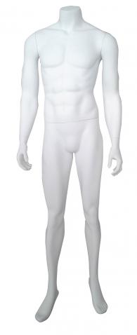 Rudy/hl - headless male mannequin