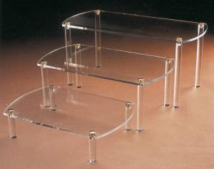 Set 3 tavoli spessore 8 mm