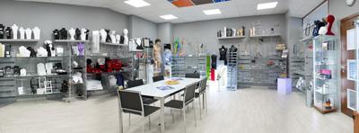 Display cases for shop windows - Vetrina S.P.